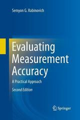 Evaluating Measurement Accuracy 2nd Edition 9781489990167 148999016X