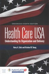 Health Care USA 8th Edition 9781284065480 1284065480