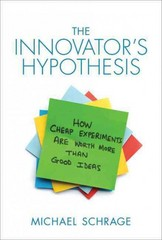 The Innovator's Hypothesis 1st Edition 9780262028363 0262028360