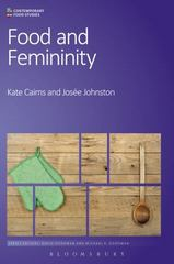 Food and Femininity 1st Edition 9780857855527 0857855522