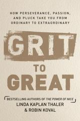 Grit to Great 1st Edition 9780804139120 0804139121