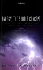 Energy, the Subtle Concept 1st Edition 9780198716747 0198716745