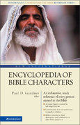 New International Encyclopedia of Bible Characters 1st Edition 9780310529507 0310529506
