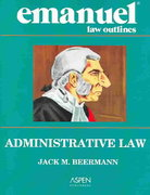 Administrative Law 0 9780735542945 0735542945