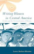 Writing Women in Central America 0 9780896802339 0896802337