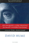 An Enquiry Concerning Human Understanding 1st Edition 9780199266340 0199266344
