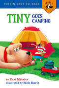 Tiny Goes Camping 0 9780140567410 0140567410
