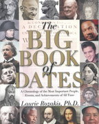 The Big Book of Dates 0 9780071361026 0071361022
