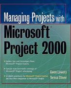 Managing Projects With Microsoft Project 2000 1st edition 9780471397403 0471397407