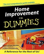 Home Improvement For Dummies 1st edition 9780764550058 0764550055