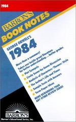 George Orwell's 1984 1st Edition 9780764191008 0764191004