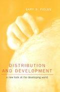 Distribution and Development 1st Edition 9780262561532 0262561530