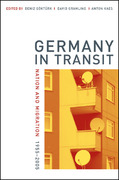 Germany in Transit 1st Edition 9780520248946 0520248945