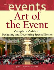 Art of the Event 1st edition 9780471426868 0471426865