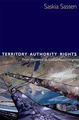 Territory, Authority, Rights 0 9780691136455 0691136459