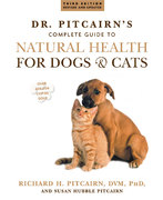 Dr. Pitcairn's Complete Guide to Natural Health for Dogs & Cats 3rd Edition 9781579549732 157954973X