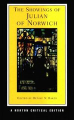 The Showings of Julian of Norwich 1st Edition 9780393979152 0393979156