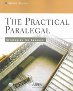 The Practical Paralegal 0 9780735550834 0735550832