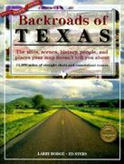 Backroads of Texas 4th edition 9780891230533 089123053X