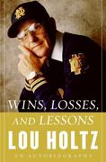 Wins, Losses, and Lessons 0 9780060840808 0060840803