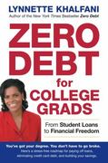 Zero Debt for College Grads 1st Edition 9781427754646 1427754640