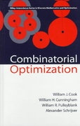Combinatorial Optimization 1st edition 9780471558941 047155894X
