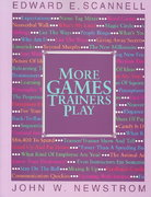 More Games Trainers Play 1st edition 9780070550452 007055045X