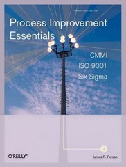 Process Improvement Essentials 1st Edition 9780596102173 0596102178