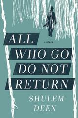 All Who Go Do Not Return 1st Edition 9781555977054 1555977057
