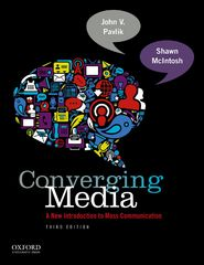 Converging Media 2013-2014 Update: A New Introduction To Mass Communication 3rd Edition 9780199941131 0199941130