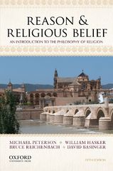 Reason & Religious Belief: An Introduction to the Philosophy of Religion 5th Edition 9780199376711 0199376719