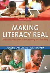 Making Literacy Real 2nd Edition 9781446295397 1446295397