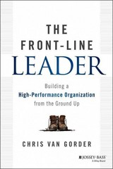 The Front-Line Leader 1st Edition 9781118933343 1118933346