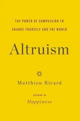 Altruism 1st Edition 9780316208246 0316208248