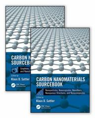 Carbon Nanomaterials Sourcebook, Two-Volume Set 1st Edition 9781482252729 1482252724