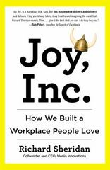 Joy, Inc. 1st Edition 9781591847120 1591847125