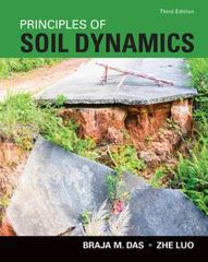 Principles of Soil Dynamics 3rd Edition 9781305389434 1305389433