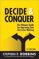 Decide and Conquer 2nd Edition 9780133966732 0133966739