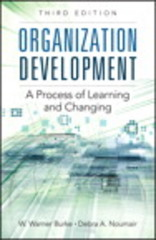 Organization Development 3rd Edition 9780133892482 0133892484
