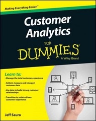 Customer Analytics For Dummies 1st Edition 9781118937594 1118937597