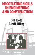 Negotiating Skills in Engineering and Construction 0 9780727715173 0727715178