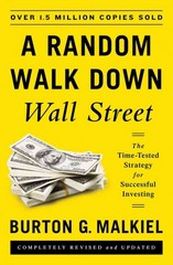 A Random Walk down Wall Street 11th Edition 9780393246117 0393246116