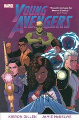 Young Avengers by Kieron Gillen and Jamie Mckelvie Omnibus 1st Edition 9780785191711 0785191712