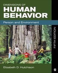 Dimensions of Human Behavior 5th Edition 9781483303918 1483303918