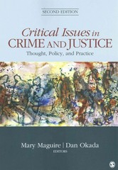 Critical Issues in Crime and Justice 2nd Edition 9781483350622 1483350622