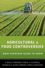 Agricultural and Food Controversies 1st Edition 9780199368440 0199368449