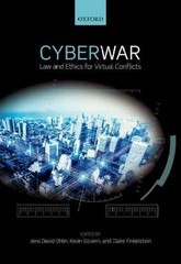 Cyber War 1st Edition 9780191027000 0191027006