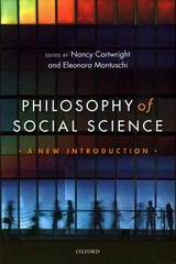Philosophy of Social Science 1st Edition 9780191030079 0191030074