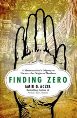 Finding Zero 1st Edition 9781137279842 1137279842