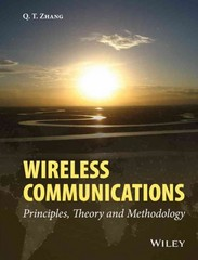 Wireless Communications 1st Edition 9781119978671 111997867X